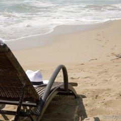 Отель Venus Beach Hotel Кипр, Пафос - 3 отзыва об отеле, цены и фото номеров - забронировать отель Venus Beach Hotel онлайн пляж фото 2