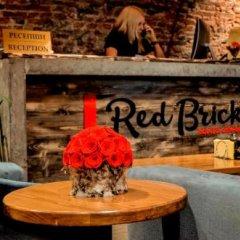 Гостиница Red Brick фото 8