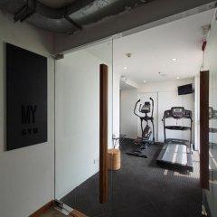 Отель ME Colombo фитнесс-зал фото 3