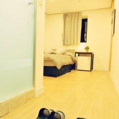 Air Hostel Myeongdong Сеул ванная фото 2