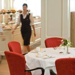 Отель Grand Casselbergh Брюгге питание