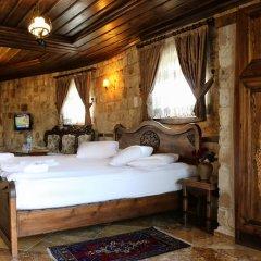 Kemerhan Hotel & Cave Suites Турция, Ургуп - отзывы, цены и фото номеров - забронировать отель Kemerhan Hotel & Cave Suites онлайн комната для гостей фото 5
