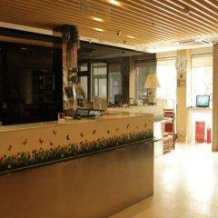 Отель Jinjiang Inn Beijing Aoti Center Китай, Пекин - отзывы, цены и фото номеров - забронировать отель Jinjiang Inn Beijing Aoti Center онлайн интерьер отеля фото 2