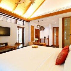Отель The Tubkaak Krabi Boutique Resort удобства в номере