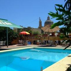 Отель Mariblu Bed & Breakfast Guesthouse бассейн