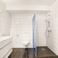 Отель Lauvøy Feriesenter ванная