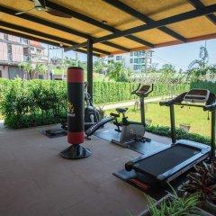 Отель Goodnight Phuket Villa фитнесс-зал