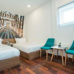 Отель Nexy Hostel Вьетнам, Ханой - отзывы, цены и фото номеров - забронировать отель Nexy Hostel онлайн комната для гостей фото 2