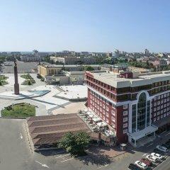 Отель Евроотель Ставрополь парковка