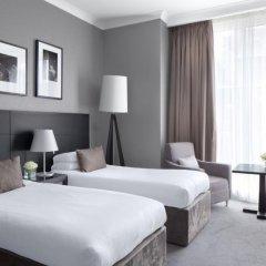 Radisson Blu Hotel, Glasgow 4* Номер Бизнес с различными типами кроватей фото 6