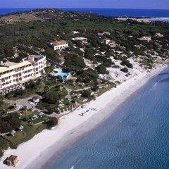 Отель Stella Maris пляж фото 2