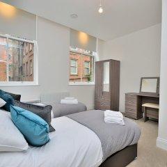 Отель Canal Street Apartments Великобритания, Манчестер - отзывы, цены и фото номеров - забронировать отель Canal Street Apartments онлайн комната для гостей фото 3
