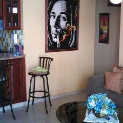 Отель Residencial D'Alessandro Бока Чика комната для гостей