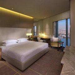 Отель Hyatt Regency Creek Heights Дубай комната для гостей фото 3