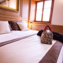 Ambra Cortina Luxury & Fashion Boutique Hotel комната для гостей фото 5
