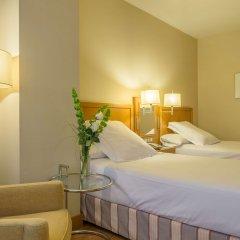 Отель Hesperia A Coruña Centro Испания, Ла-Корунья - отзывы, цены и фото номеров - забронировать отель Hesperia A Coruña Centro онлайн комната для гостей фото 5