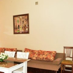 Отель Taksim Pera Suite Стамбул комната для гостей