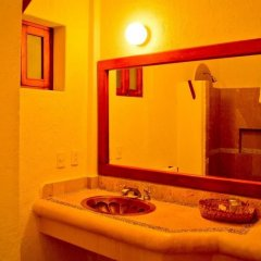 Отель Catalina Beach Resort Сиуатанехо ванная фото 2