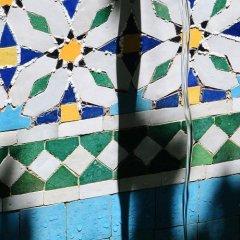 Отель Le Jardin Des Biehn Марокко, Фес - отзывы, цены и фото номеров - забронировать отель Le Jardin Des Biehn онлайн ванная