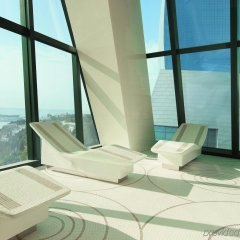 Отель Fairmont Baku at the Flame Towers Азербайджан, Баку - - забронировать отель Fairmont Baku at the Flame Towers, цены и фото номеров балкон
