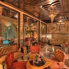 Отель Dar Anika Марокко, Марракеш - отзывы, цены и фото номеров - забронировать отель Dar Anika онлайн интерьер отеля