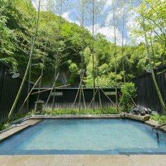 Отель Kurokawaso Минамиогуни бассейн фото 3