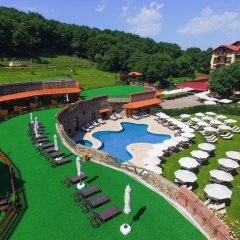 Gazelle Resort & Spa Турция, Болу - отзывы, цены и фото номеров - забронировать отель Gazelle Resort & Spa онлайн бассейн фото 2