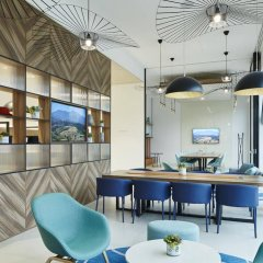 Отель Courtyard by Marriott Luton Airport питание