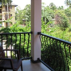 Parklane 55 Hotel балкон