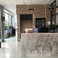 Отель Holiday Home Patong интерьер отеля