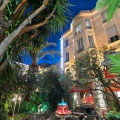 Отель Best Western Plus Brice Garden Ницца парковка