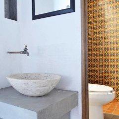 Отель Casa Guadalupe GDL Мексика, Гвадалахара - отзывы, цены и фото номеров - забронировать отель Casa Guadalupe GDL онлайн ванная фото 2