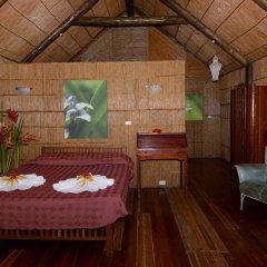 Отель Maravu Taveuni Lodge комната для гостей фото 5