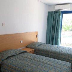Отель Green Bungalows Hotel Apartments Кипр, Айя-Напа - 6 отзывов об отеле, цены и фото номеров - забронировать отель Green Bungalows Hotel Apartments онлайн комната для гостей фото 2
