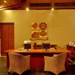 Отель The Residence Resort & Spa Retreat интерьер отеля