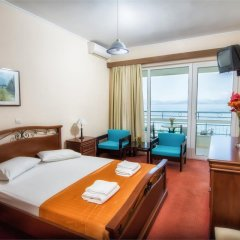 Отель Alexandros Hotel - All Inclusive Греция, Корфу - отзывы, цены и фото номеров - забронировать отель Alexandros Hotel - All Inclusive онлайн комната для гостей