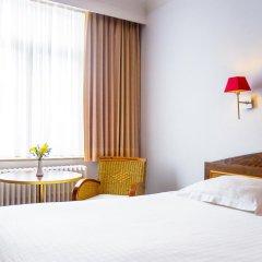 Отель Hôtel Van Belle 3* Стандартный номер с двуспальной кроватью фото 3