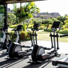 Отель Intercontinental Fiji Golf Resort & Spa Вити-Леву фитнесс-зал
