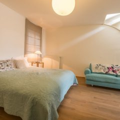 Отель Smartflats Design - Antwerp Central комната для гостей фото 2
