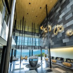 Отель ANA InterContinental Beppu Resort & Spa Япония, Беппу - отзывы, цены и фото номеров - забронировать отель ANA InterContinental Beppu Resort & Spa онлайн интерьер отеля фото 2