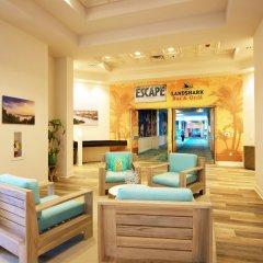 Отель Margaritaville Hotel Vicksburg США, Виксбург - отзывы, цены и фото номеров - забронировать отель Margaritaville Hotel Vicksburg онлайн интерьер отеля