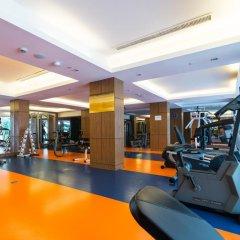 Отель Legacy Suites Sukhumvit by Compass Hospitality Таиланд, Бангкок - 2 отзыва об отеле, цены и фото номеров - забронировать отель Legacy Suites Sukhumvit by Compass Hospitality онлайн фитнесс-зал фото 2