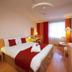 Отель Mercure Budapest City Center комната для гостей
