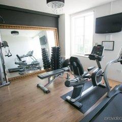 The Culver Hotel фитнесс-зал