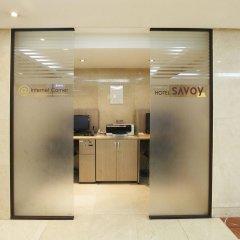 Отель Savoy Hotel Южная Корея, Сеул - отзывы, цены и фото номеров - забронировать отель Savoy Hotel онлайн интерьер отеля