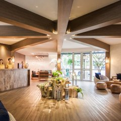 Отель The Leela Resort & Spa Pattaya интерьер отеля фото 2
