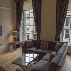 Апартаменты Dreamhouse at Blythswood Apartments Glasgow комната для гостей