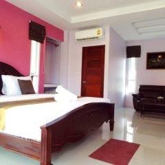 Отель Lanta Riviera Villa Resort Ланта комната для гостей фото 4