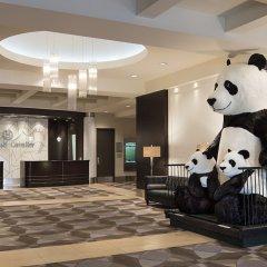 Отель Sheraton Cavalier Calgary Hotel Канада, Калгари - отзывы, цены и фото номеров - забронировать отель Sheraton Cavalier Calgary Hotel онлайн фото 2