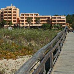 Отель Dom Pedro Meia Praia пляж фото 2
